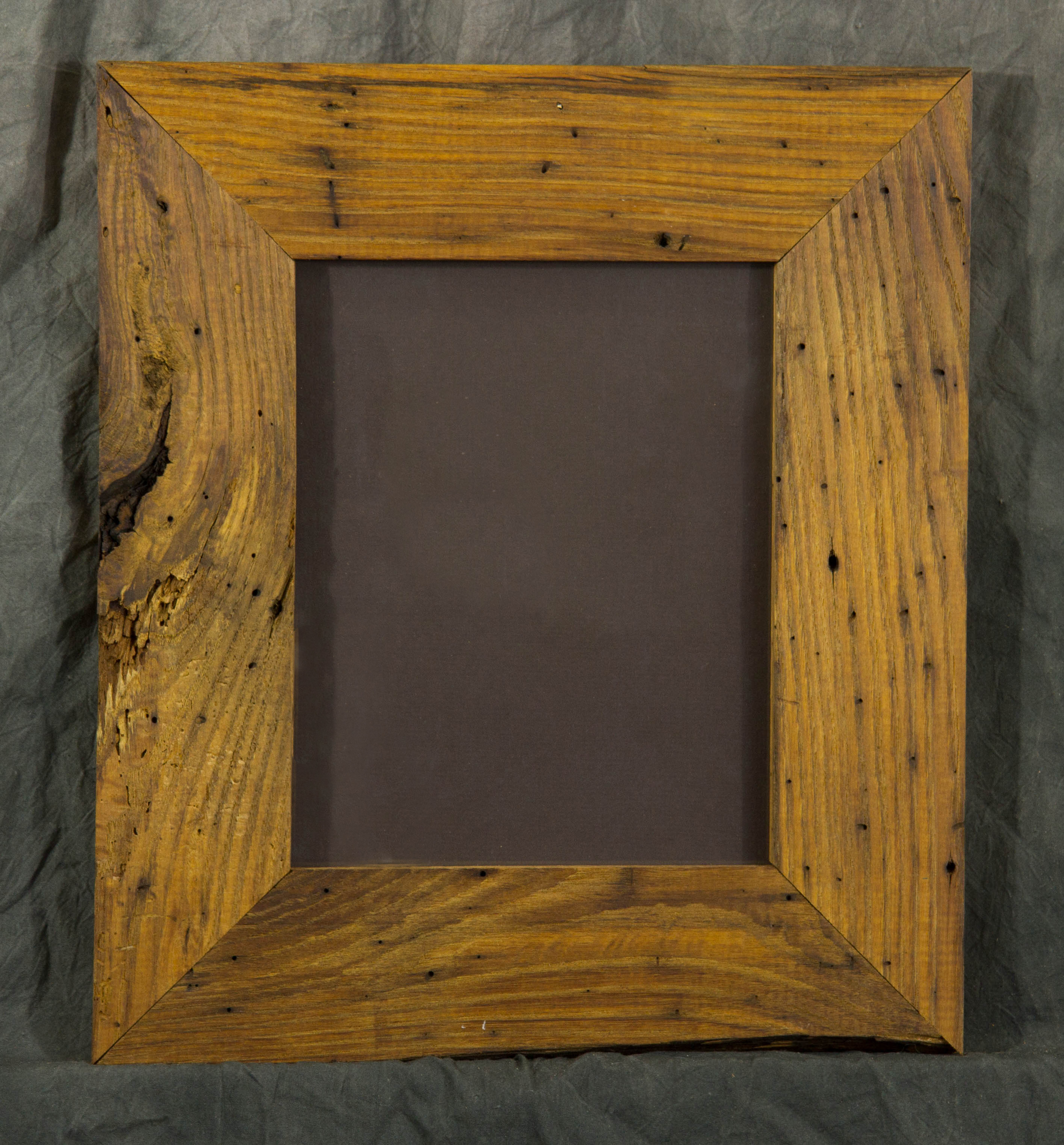 NATIVE EDGE PHOTO FRAMES | Custom handcrafted solid wood photo frames