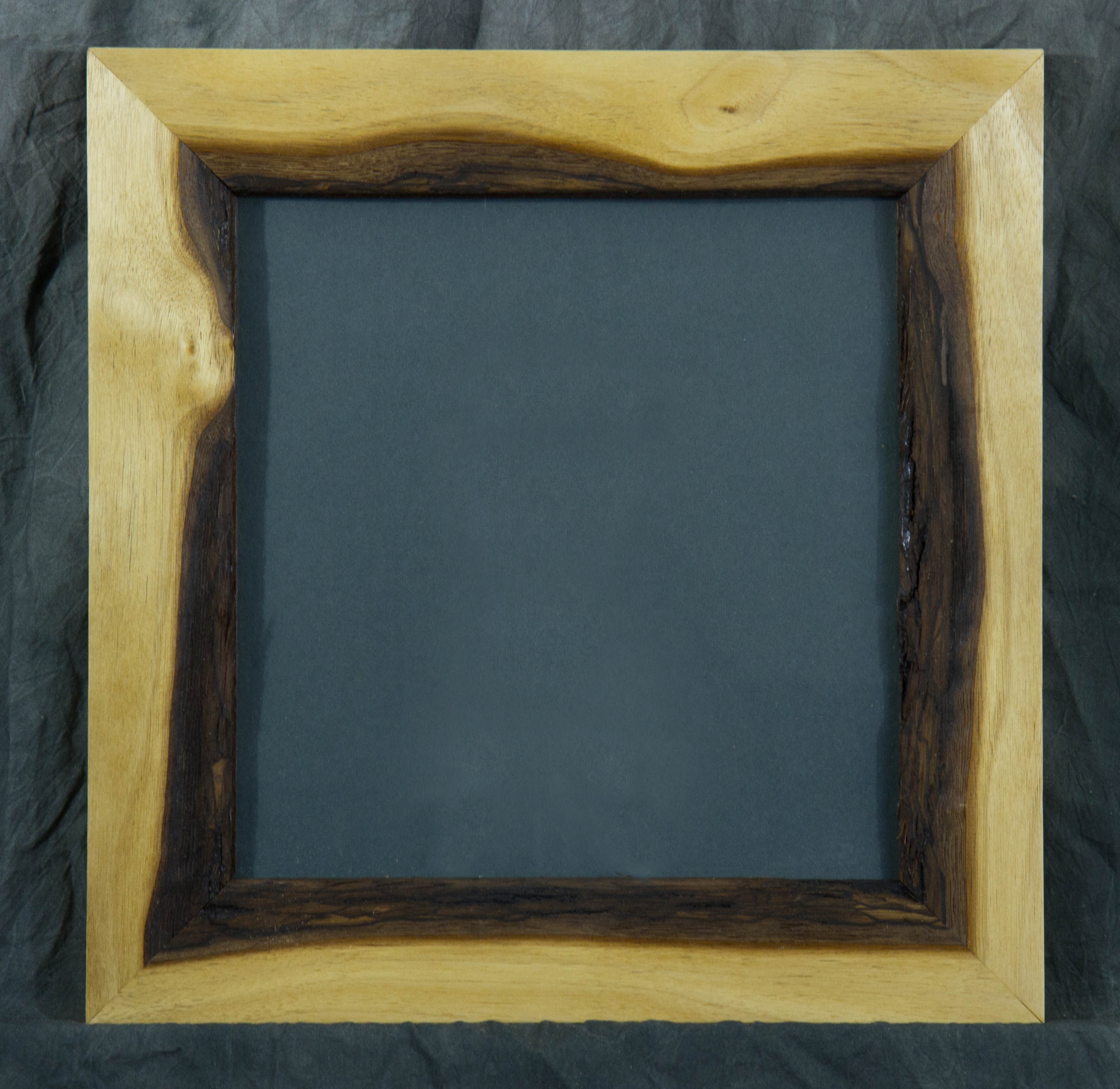 with rare exception the frames are only roughly sanded and may have a less smooth edge care should go into handling the frame the natural character of